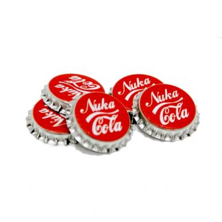 Nuka-Cola Caps (5 Pack)